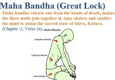 Maha Bandha (Great Lock) - Karuna Yoga-Best Yoga Teacher Training