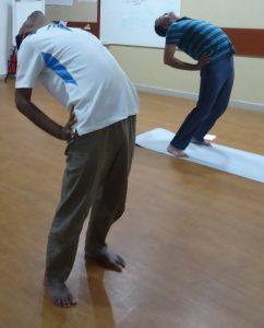 ardha chakrasanahalf wheel pose  karuna yogabest yoga