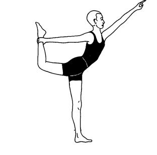 natarajasanalord of the dance pose  karuna yogabest